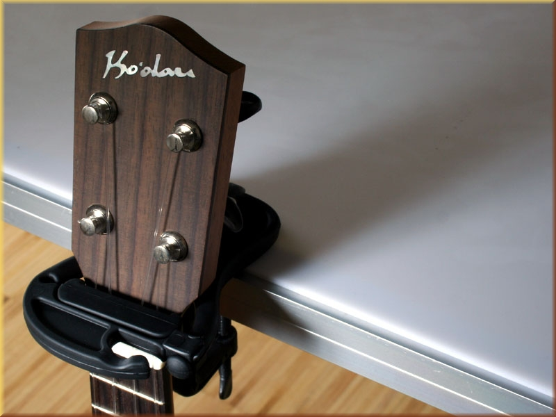Pubprop Table Mounted Instrument Holder Uke Boutique