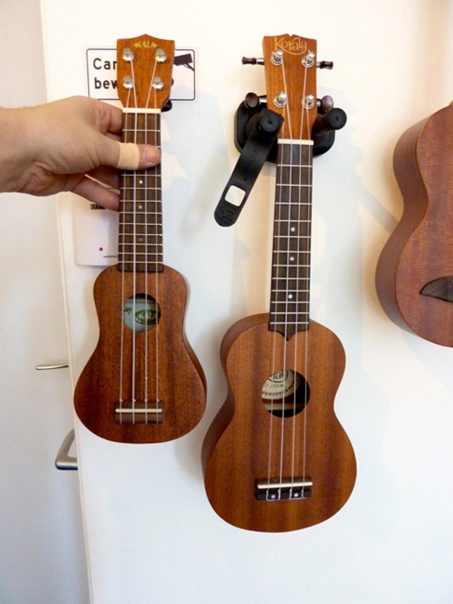 Kala Solid Mahogany Series Ukulele Uke Boutique
