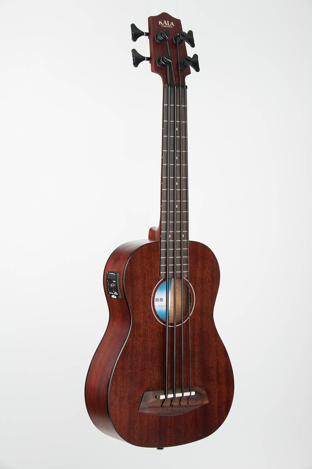 kala ubass rumbler laminated mahogany bass uke boutique. Black Bedroom Furniture Sets. Home Design Ideas