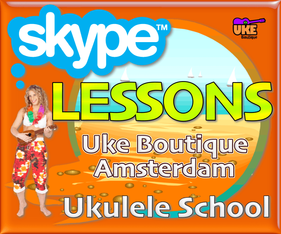 Ukulele Lessons Online Private Tuition Via Skype Or Facetime